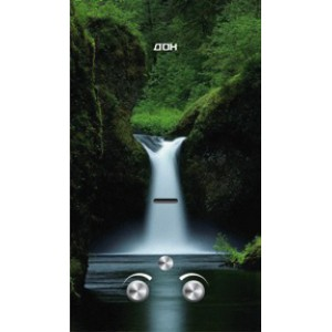 Газовый проточный водонагреватель JSD-20 EGFT Waterfall