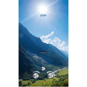 Газовый проточный водонагреватель JSD-20 EGFT Summer mountains