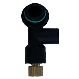 Кран заполнения системы отопления (100-400 MSC)