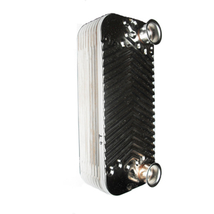 Теплообменник горячей воды (100-200 ICH) 12 FIN