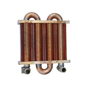 Теплообменник отопления (100 ICH/MSC) 67 FIN